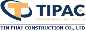 TIN PHAT CONSTRUCTION CO. LTD Logo
